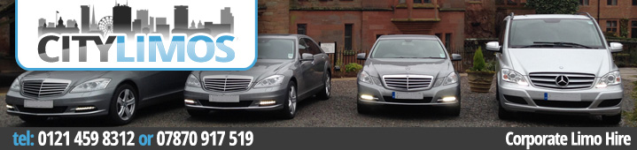 corporate limo hire birmingham