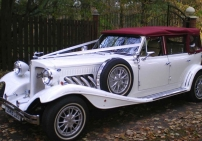 Beauford Tourer Hire