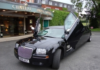 Black Bentley Limo Hire