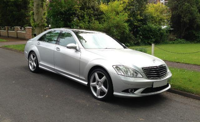 Mercedes Benz Sclass