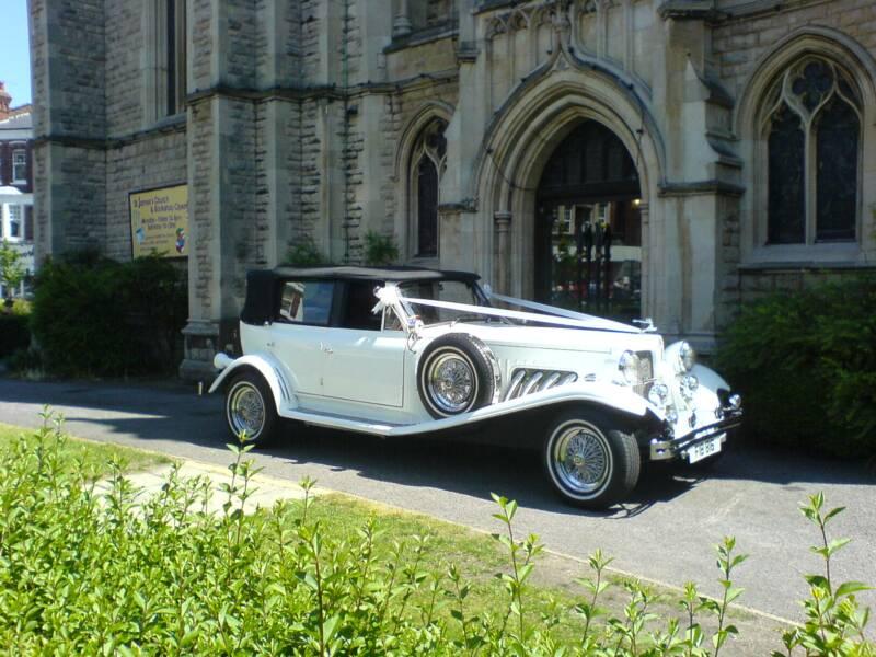 Beauford Wedding Car Hire Birmingham Limousine Hire