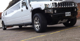 Make the Most of Summer with Hummer Limo Hire in Birmingham