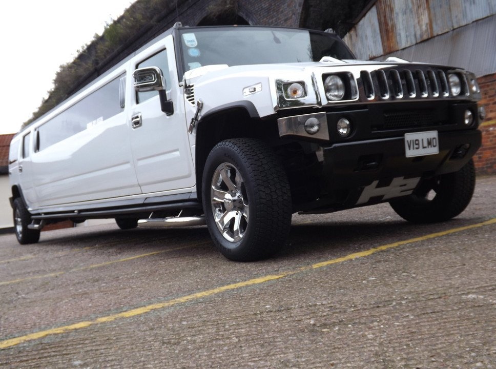 Hummer Limo Hire Birmingham | Extra Large Wedding Limo