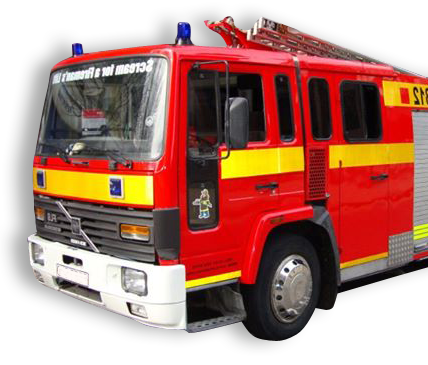 Fire Engine Limo Hire Birmingham In Midlands Uk
