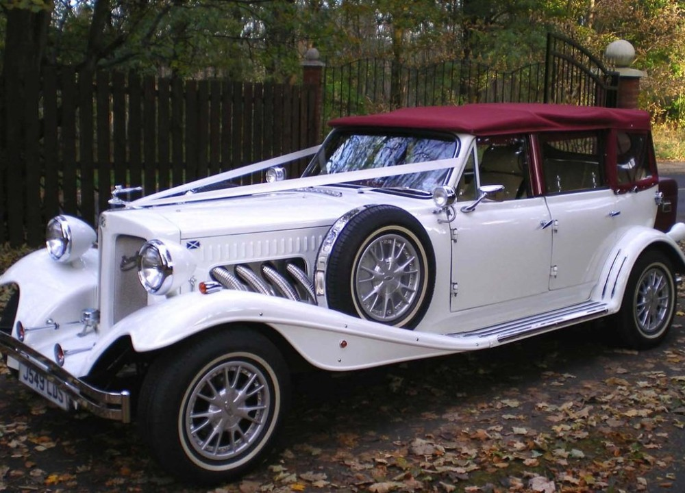 Beauford Hire Birmingham | Vintage Wedding Car Hire Birmingham