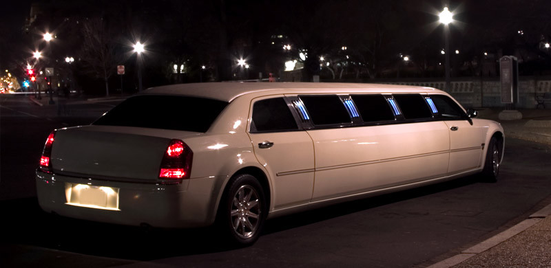 stretched limo hire