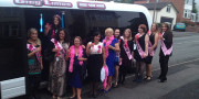 party bus hire birmingham