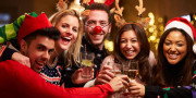 christmas party limo hire
