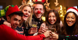 Christmas Party Limo Hire Birmingham
