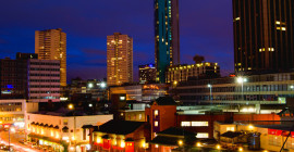 Chauffeur Limo Hire Birmingham