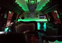 Ford Limo Interior