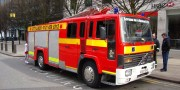 Fire-engine limo hire birmingham
