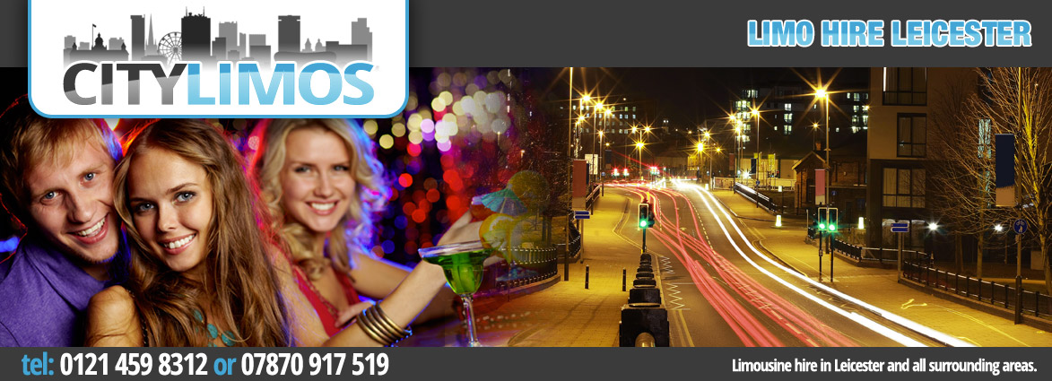 limo hire leicester