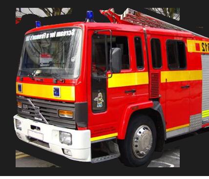 Fire Engine Limo Hire Birmingham In Midlands Uk