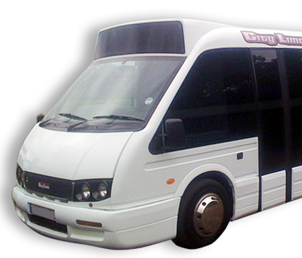 party bus limo hire birmingham