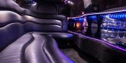 limo leather interior