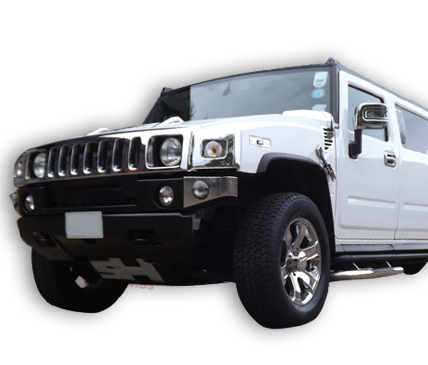 white hummer limo hire birmingham