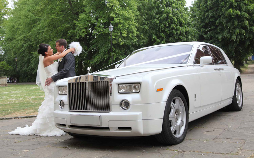 rolls royce wedding car hire birmingham